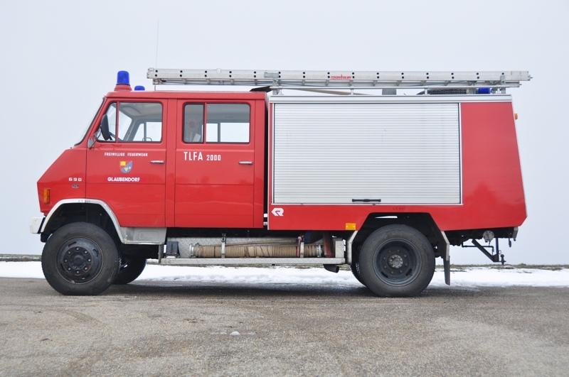 TanklÖschfahrzeug TLFA-2000